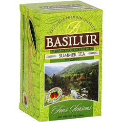 BASILUR Four Seasons Summer Tea přebal 25x1,5g