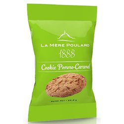 La Mère Poulard Sables Apple caramel Cookie 1 biscuit 22,2 g