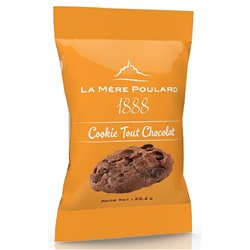 La Mère Poulard Sables All Chocolate Cookie 1 biscuit 22,2 g